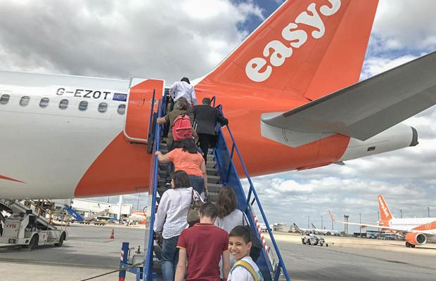 טיסה לצפון איטליה עם ילדים