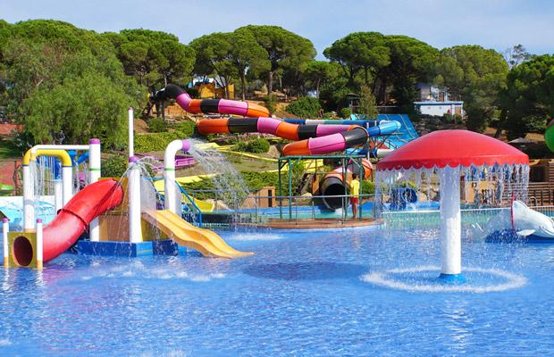 פארקי מים באירופה עם ילדים
