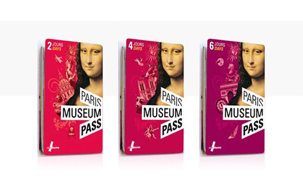 כרטיס המוזיאונים של פריז
