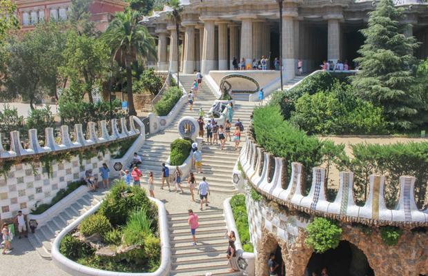 טיול בת מצווה בברצלונה