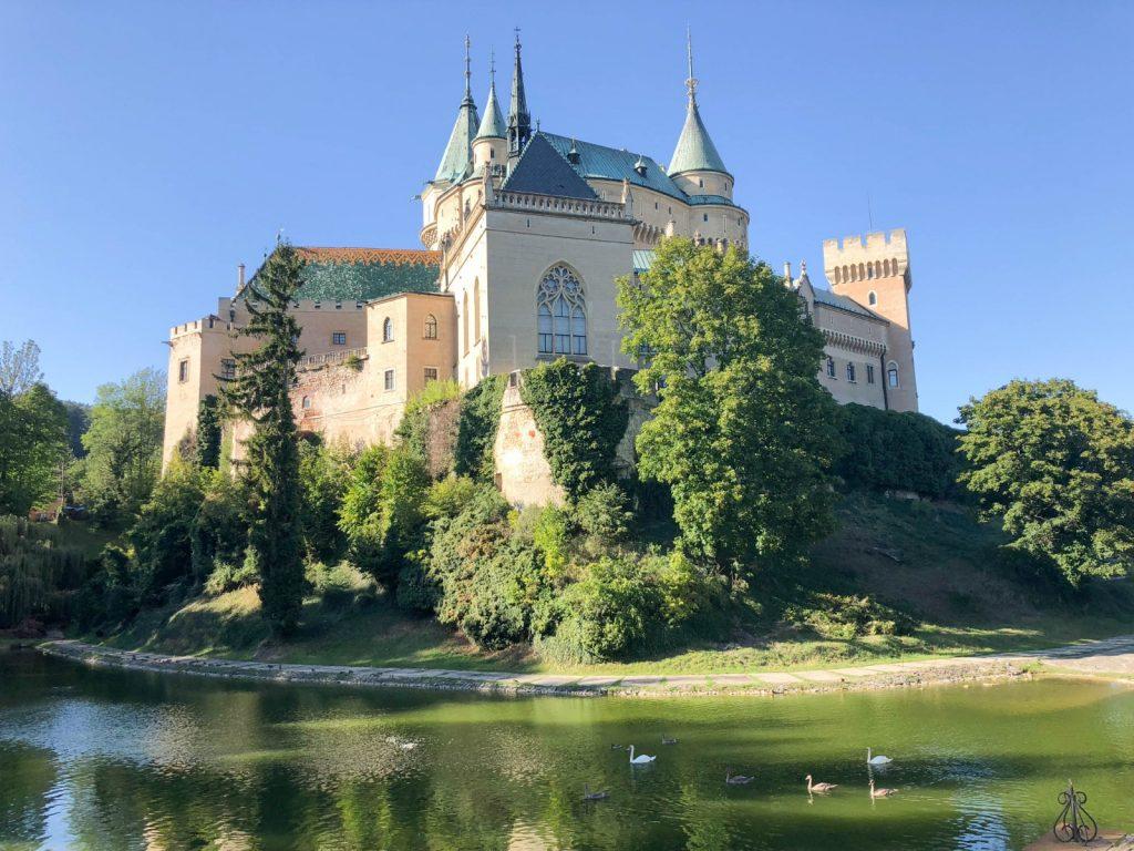 טירות בסלובקיה עם ילדים