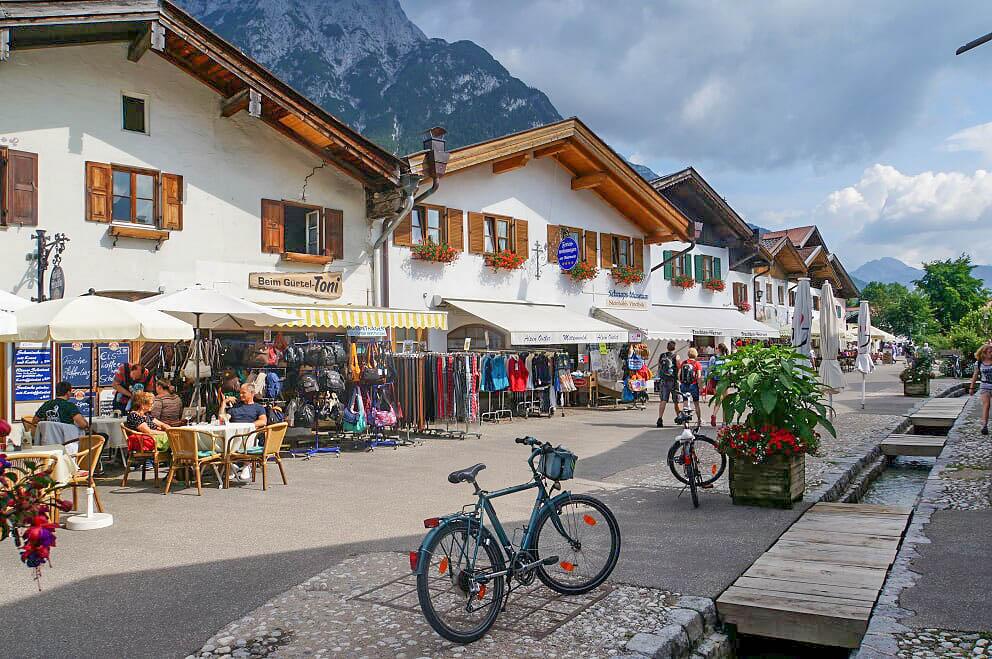 עיירות ציוריות באוסטריה