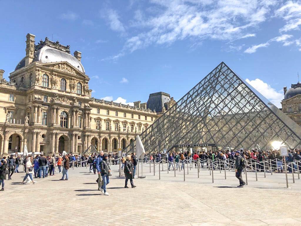 פריז עם ילדים