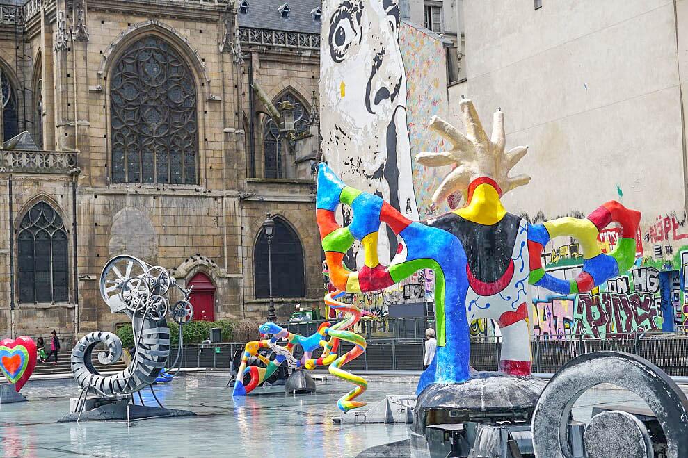 מוזיאונים בפריז עם ילדים